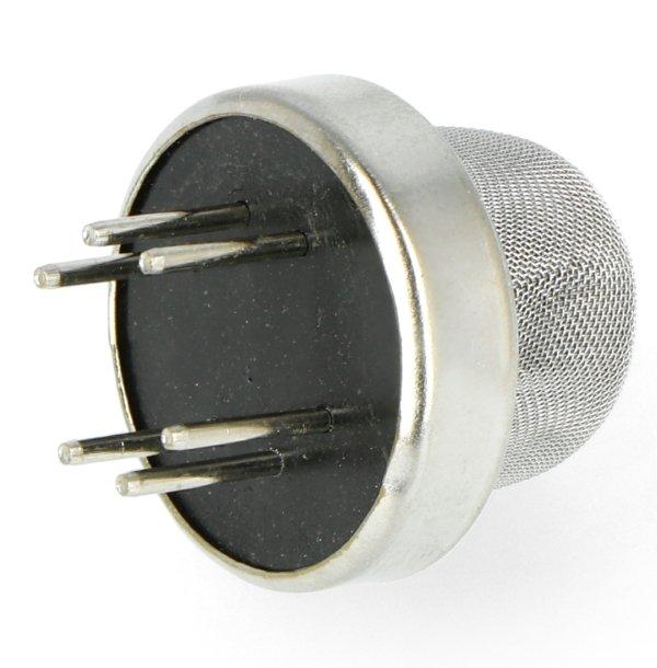 Smoke and flammable MQ-2 gas sensor - semiconductor