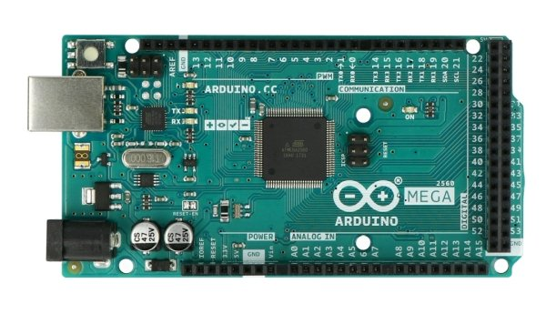 Arduino Mega 2560 Rev3 - moduł arduino, platforma avr, atmega,