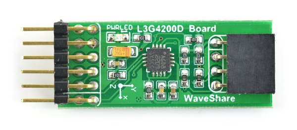 The module supports the cascade connection at the I2C bus.