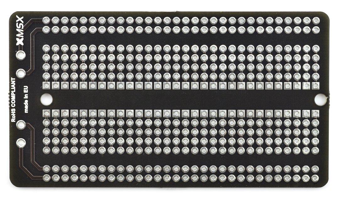 Płytka uniwersalna średnia 420 pól - MSX