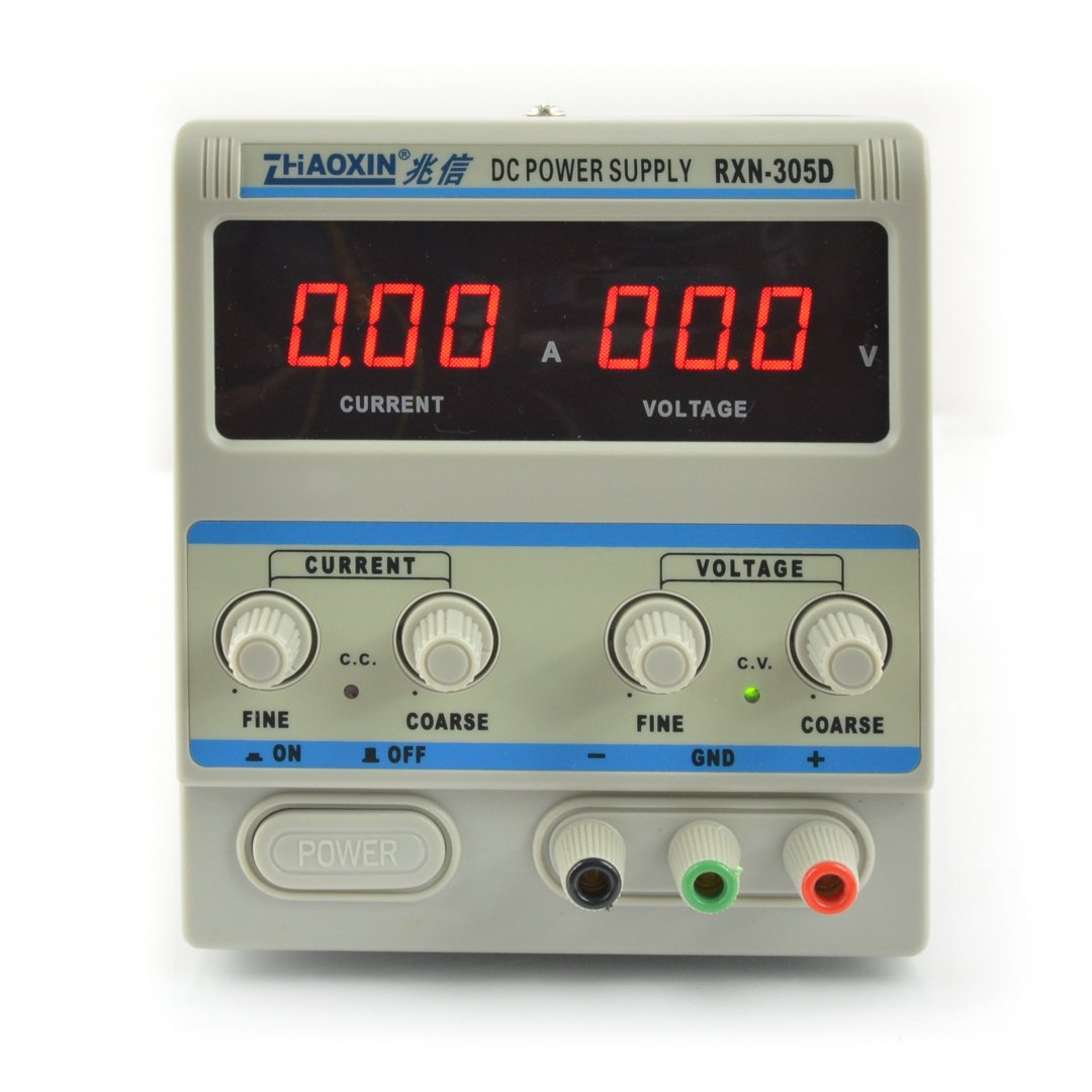 Laboratory power supply Zhaoxin RXN-305D 30V 5A*