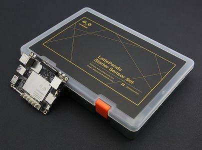 Gravity StarterKit - zestaw czujników dla LattePanda