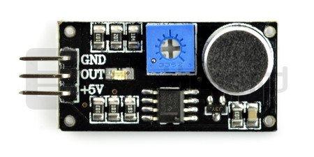 Czujnik dźwięku - cyfrowy