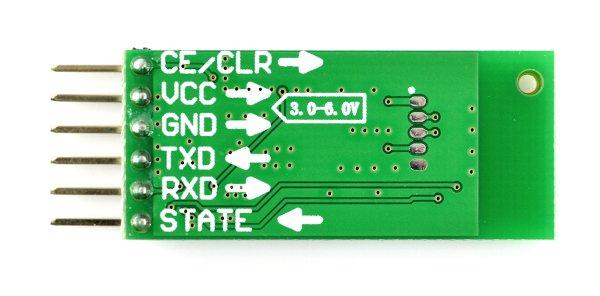 Moduł Bluetooth 2.1 XM-15B 3,3V/5V