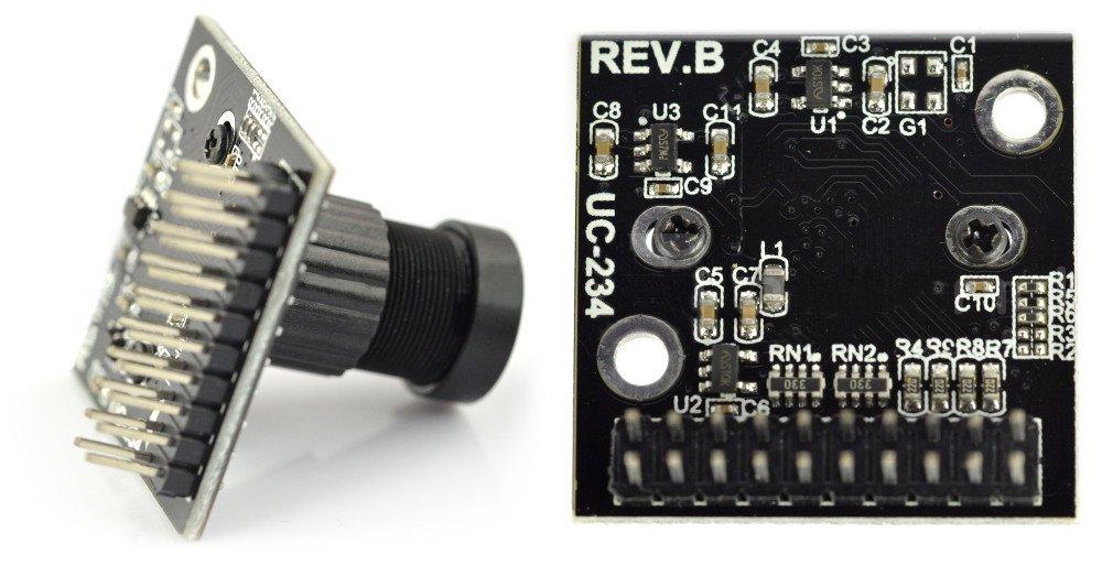 Kamera OV5642 5MPx