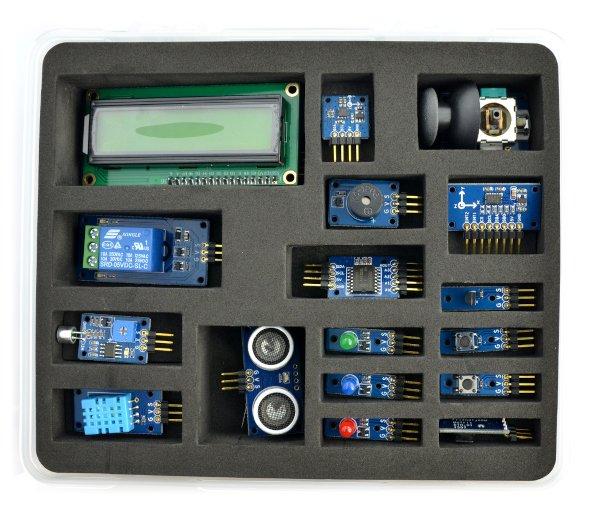 Matrix Starter Kit - zestaw startowy dla NanoPi i Raspberry Pi