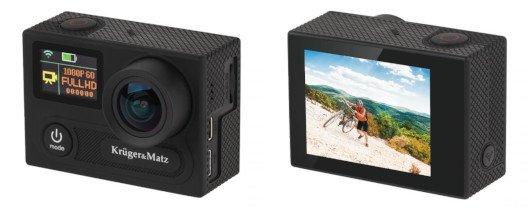 kamera sportowa Kruger&Matz 4K Black