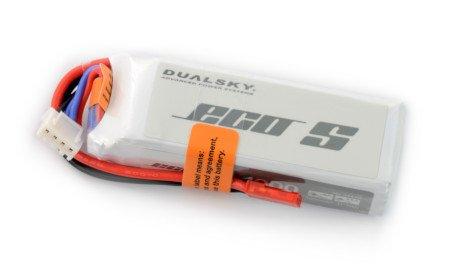 Pakiet akumulator Li-Pol Dualsky 1000 mAh 25 C 11,1 V