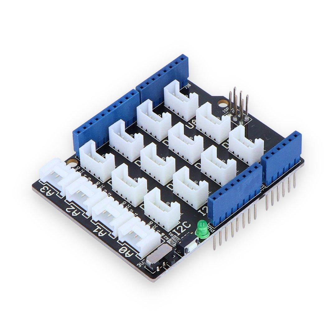 Base Shield v2 Grove - nakładka na Arduino