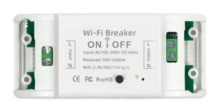 Przekaźnik 230V WiFi