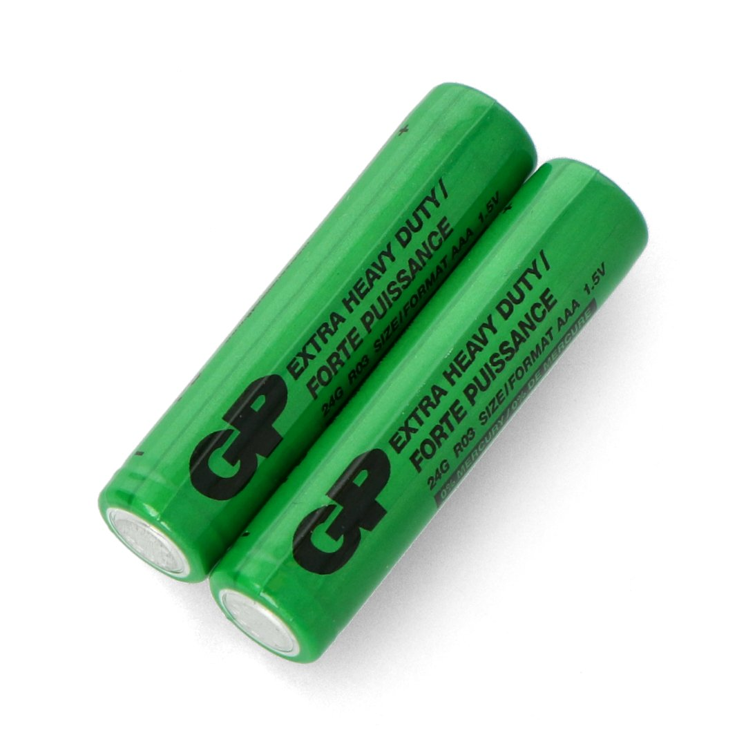 2 x Baterie