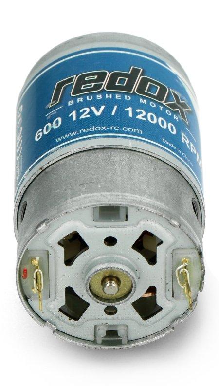 Silnik Redox DC 12 V 12000 RPM.