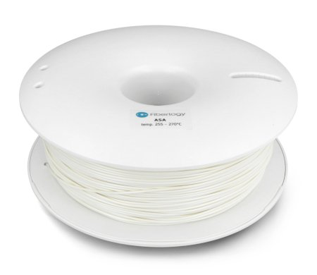 Filament Fiberlogy ASA 1,75 mm 0,75kg - White