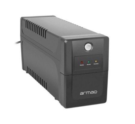 Zasilacz awaryjny UPS wyprodukowany przez firmę Armac.