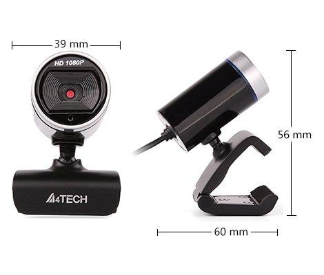 Wymiary kamery