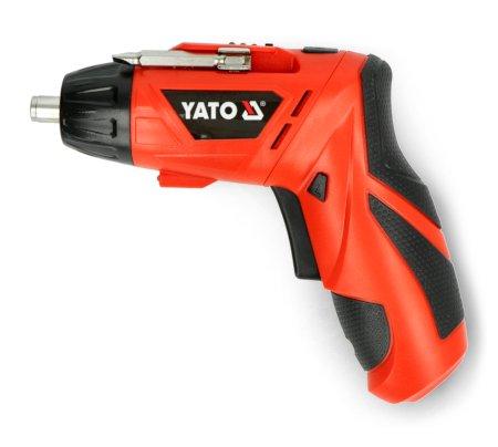 Wkrętak akumulatorowy Yato YT-82760 3,6V 1,3Ah