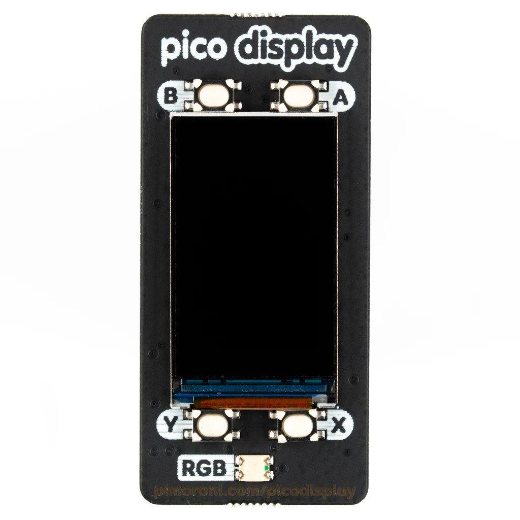 Wyświetlacz LCD IPS dla Raspberry Pi Pico