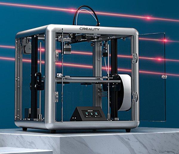 Drukarka 3D - Creality Sermoon D1