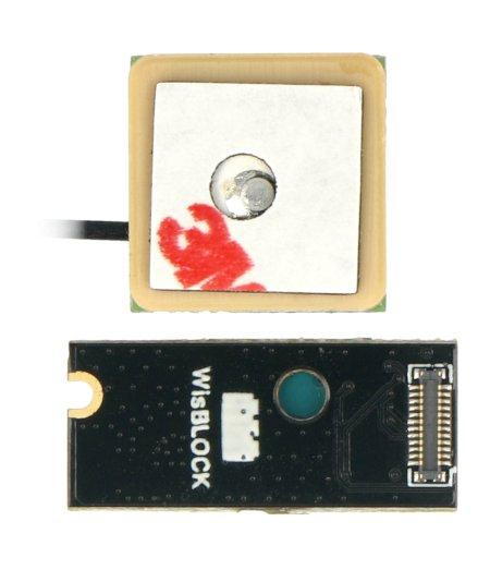 Moduł wyposażony w układ MAX-7Q