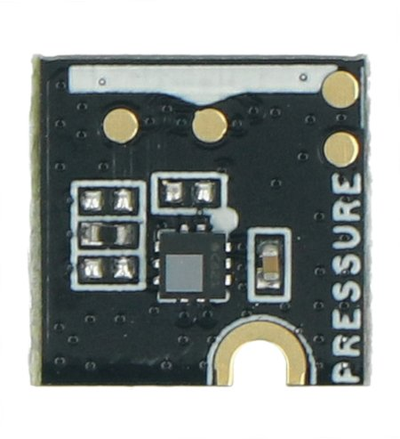 Moduł wyposażony w układ LPS22HB.