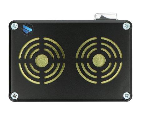 Odstraszacz gryzoni - ultradźwiękowy - na baterie - Viano OB-02.
